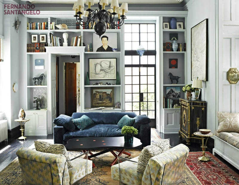 Best Interior Designer Fernando Santangelo Best
