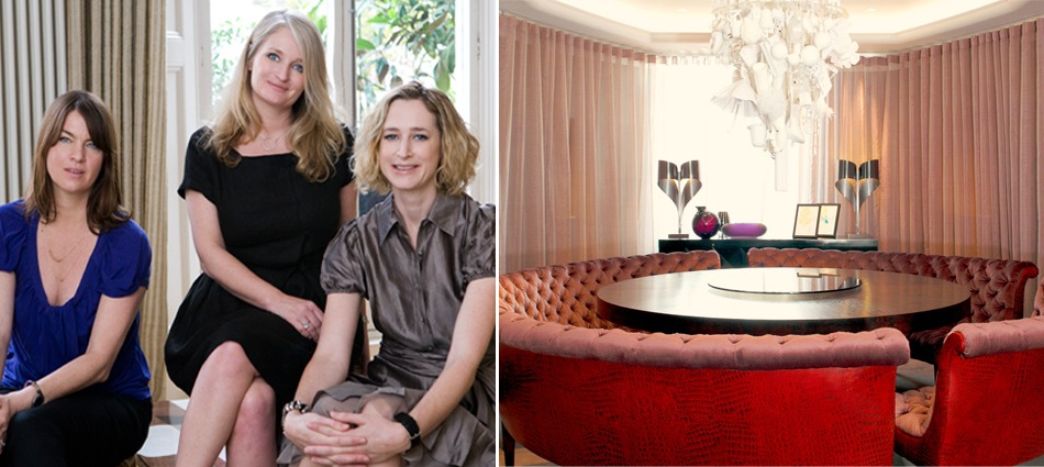 """Carden Cunietti was born by a partnership between Audrey Carden and Eleanora Cunietti."" carden cunietti Carden Cunietti, a Top Interior Designers From London! carden1"