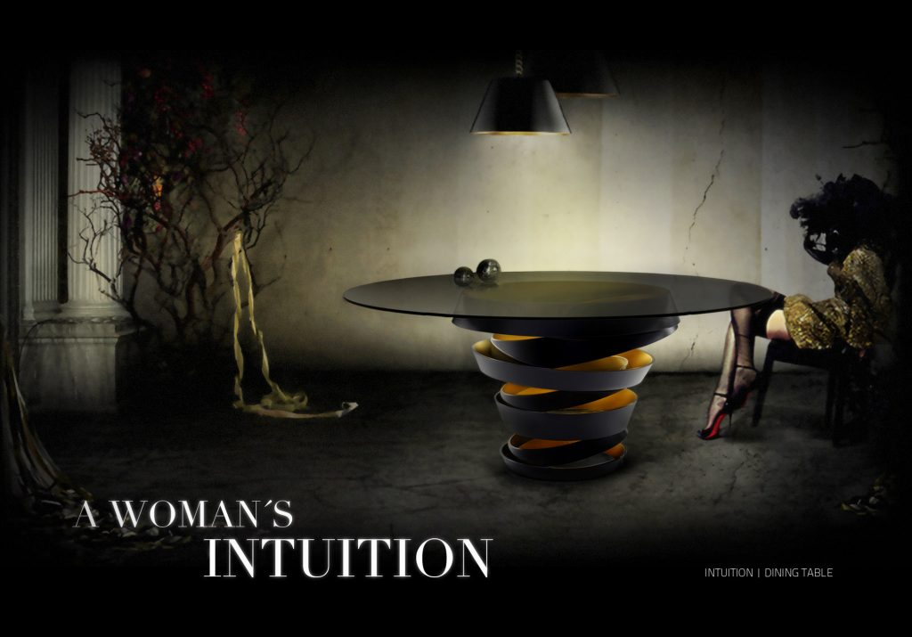 intuition  AD Home Design Show intuition