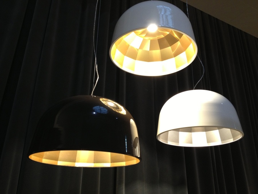 empty oluce  Top 10 Lights in Milan Design Week 2013 empty oluce