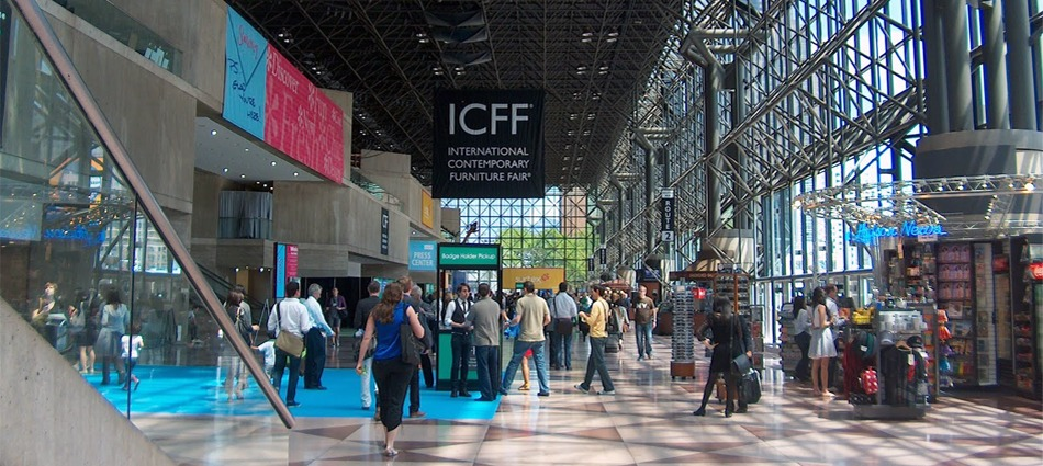 """From 18 to 21 of May, the International Contemporary Furniture Fair will be the place to look for new trends and greatest design examples.""  ICFF 2013 Preview – Brands and Designers worth watching! header icff"