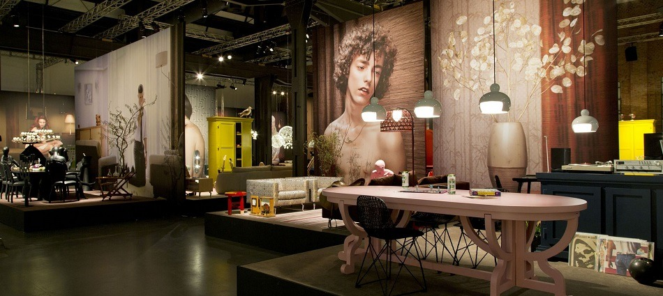 Top icff 2013 brands moooi best interior designers for Top furniture designers in the world
