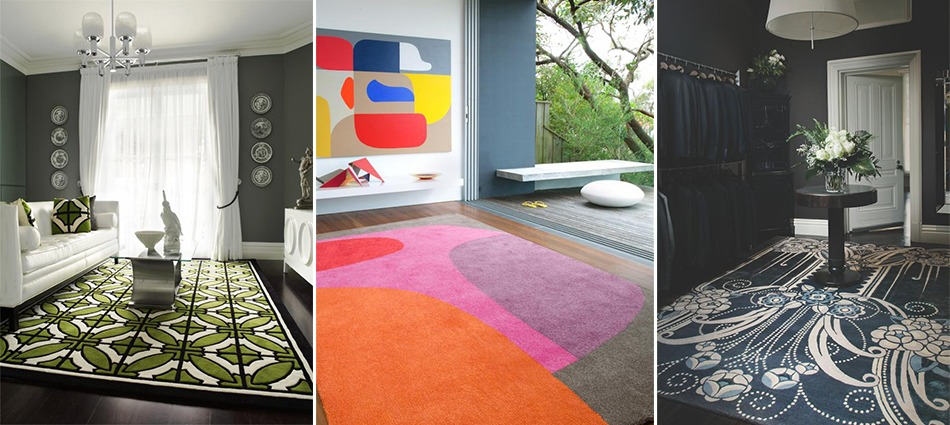 """The leading rug company in Australia, Designer Rugs, will be at this years International Contemporary Furniture Fair. ""  Top ICFF 2013 Brands – Designer Rugs tapetes2"