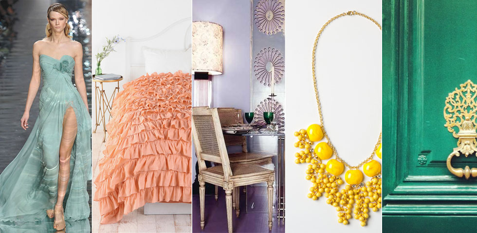 """""""The top color trends for Spring/Summer 2013 are out there! The forecast by Pantone - the global authority on color for more than 20 years - is in its Fashion Color Report Spring 2013. """"  TOP Summer Color Trends for 2013 Untitled 11"""