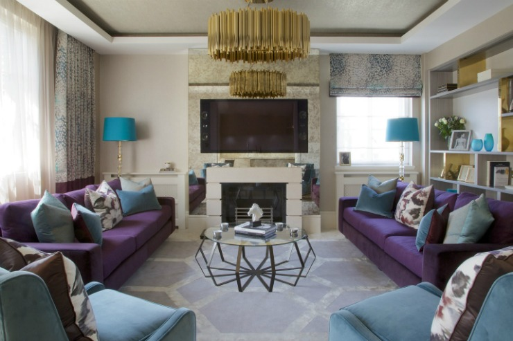 image gallery interior design agencies london