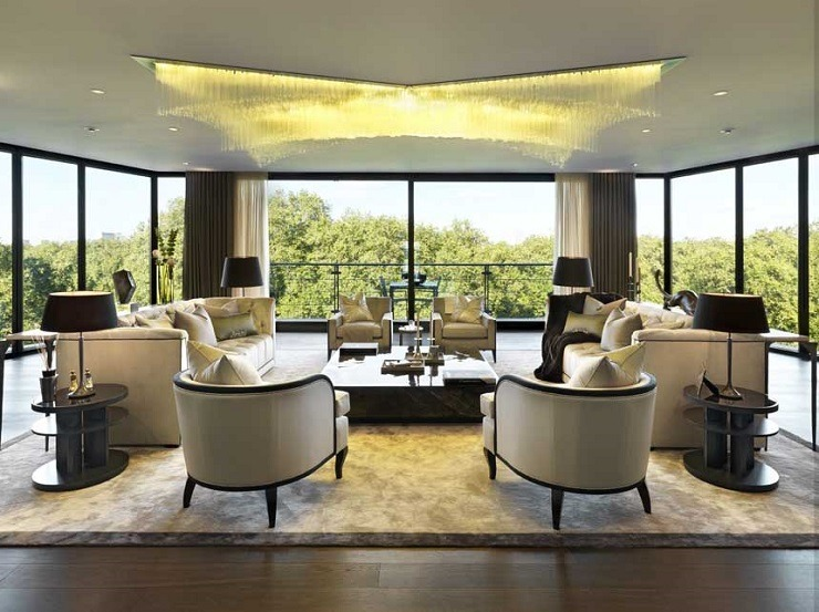 Top 10 interior designers in london best interior designers for Top 10 interior designers