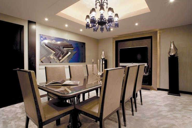 Top 10 interior designers in london best interior designers for Luxury residential interior designers london