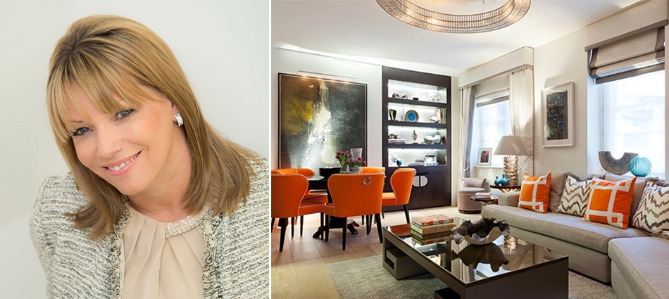 Interview with karen howes best interior designers for Famous home interior designers