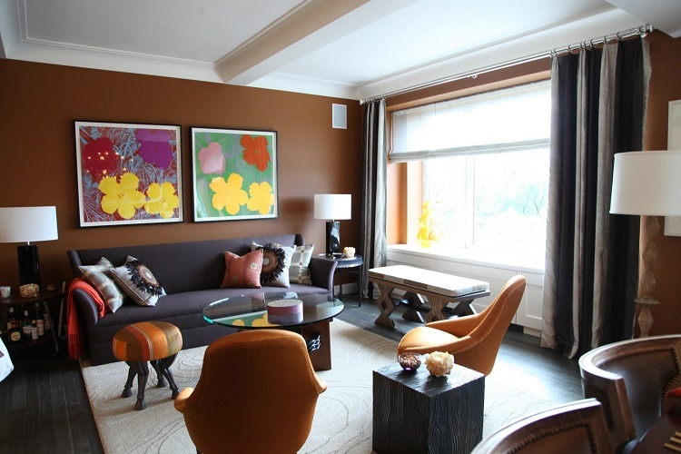 Best interior designers jed johnson associates best for Interior visions designs