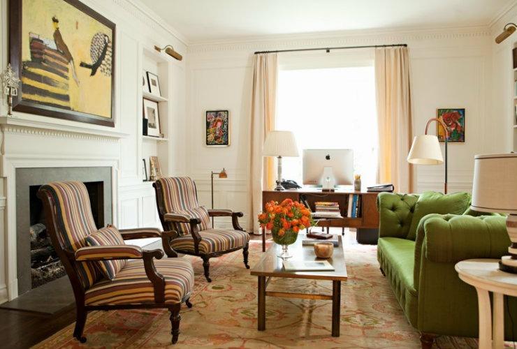 best-interior-designers-peter-dunham  100 DECORATING TIPS FROM BEST INTERIOR DESIGNERS 2/10 best interior designers peter dunham