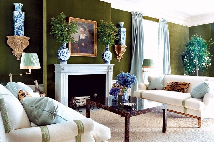 Great interior designers admired by celebrities best for Celebrity interior designers