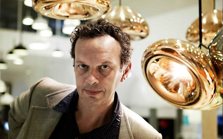 """Tom Dixon: Maison&Objet designer of the year"""" Tom Dixon Tom Dixon is Maison&Objet Designer of the Year TomDixon"
