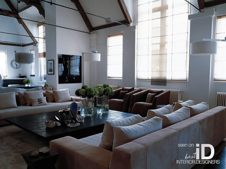 Kelly Hoppen Living room kelly hoppen Best Interior Designers | Kelly Hoppen kelly hoppen london home living room 1