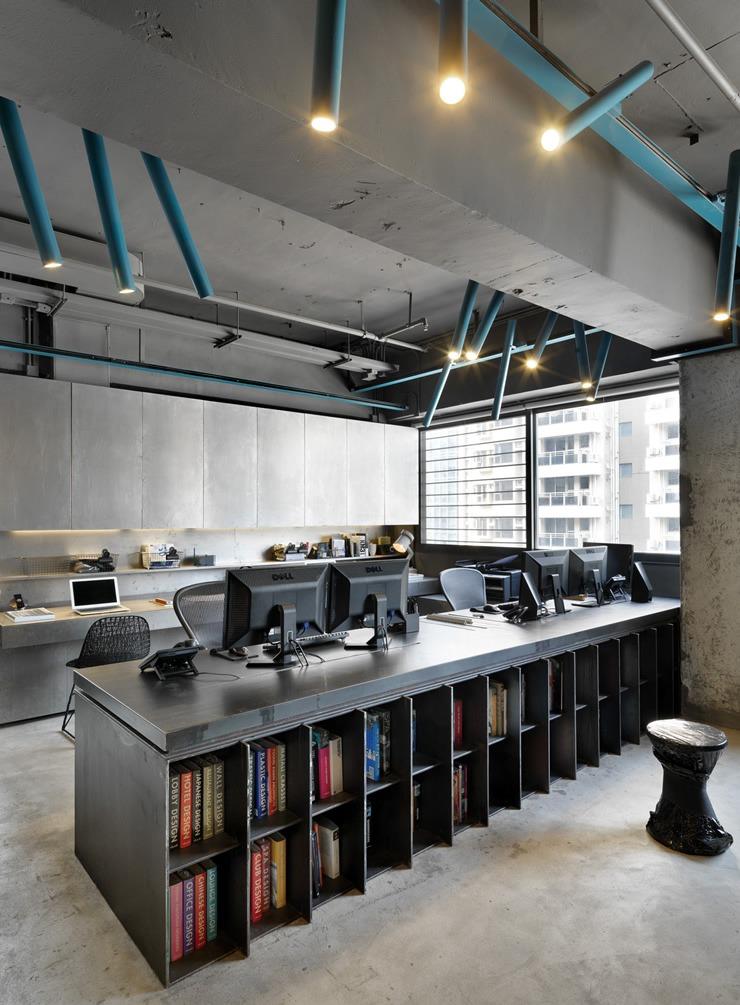 Hong_Kong_One_Plus_Partnership_Office-1  BEST INTERIOR DESIGNER: ONE PLUS PARTNERSHIP Hong Kong One Plus Partnership Office 1