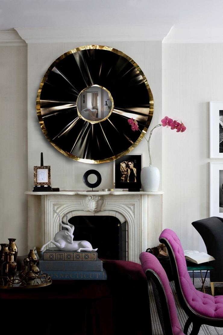 KOKET | REVÊ MIRROR  Top Furniture brands: Milan design week 2014 reve mirror