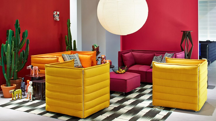 Vitra  Top Furniture brands: Milan design week 2014 vitra stockolm fair
