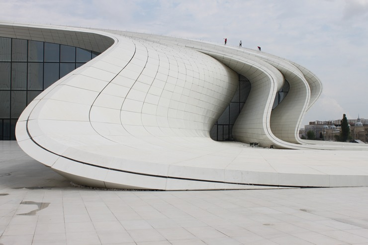 Best Architectural Design Of 2014 Zaha Hadid S Heydar