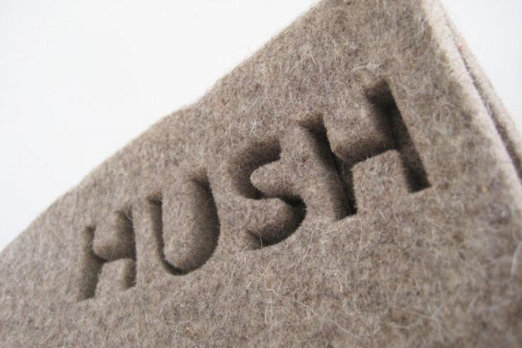 freyjasewell-hush-3  BEST PRODUCT DESIGNER: FREYJA SEWELL freyjasewell hush 3