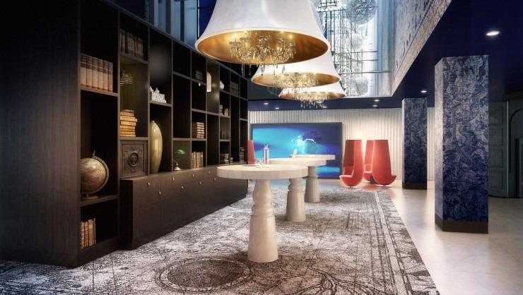 1-andaz-amsterdam-prinsengracht-hotel-by-marcel-wanders marcel wanders Legends of Interior Design: Marcel Wanders 1 andaz amsterdam prinsengracht hotel by marcel wanders