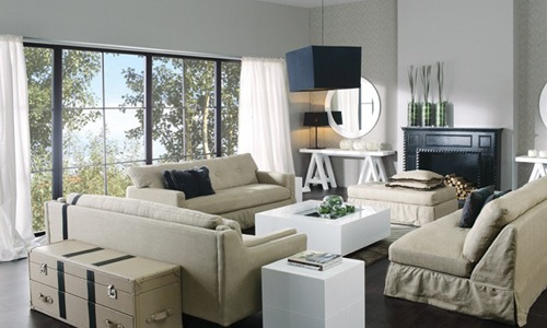 2 kelly hoppen LEADING INTERIOR DESIGNER: KELLY HOPPEN 2
