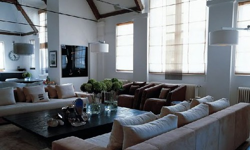 5  LEADING INTERIOR DESIGNER: KELLY HOPPEN 5