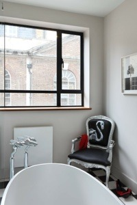 Bathroom HR  LEADING INTERIOR DESIGNER: CLARE PASCOE Bathroom HR