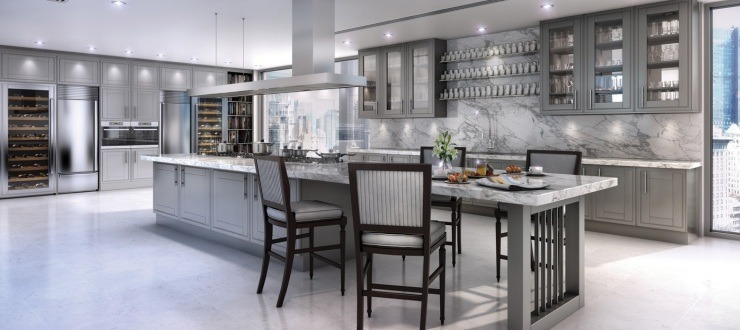kitchen2  British Luxury Interiors & Kitchens by Clive Christian Interiors kitchen2