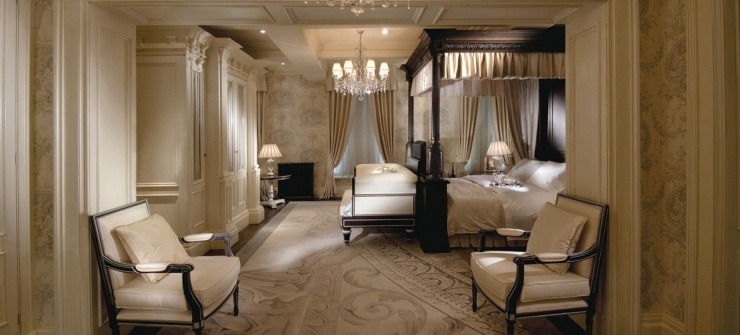room  British Luxury Interiors & Kitchens by Clive Christian Interiors room