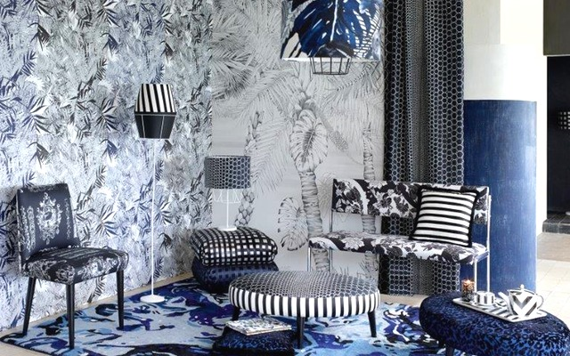 Christian Lacroix Home Collection 2014.  5 Interior Design looks for Fall 2014 by our favorite Interior Designers christian lacroix home collection fall trend 2014