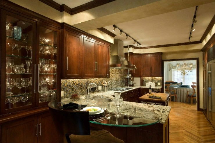 Kitchen  Best Interior Designers: Travis Abbott 2 finale