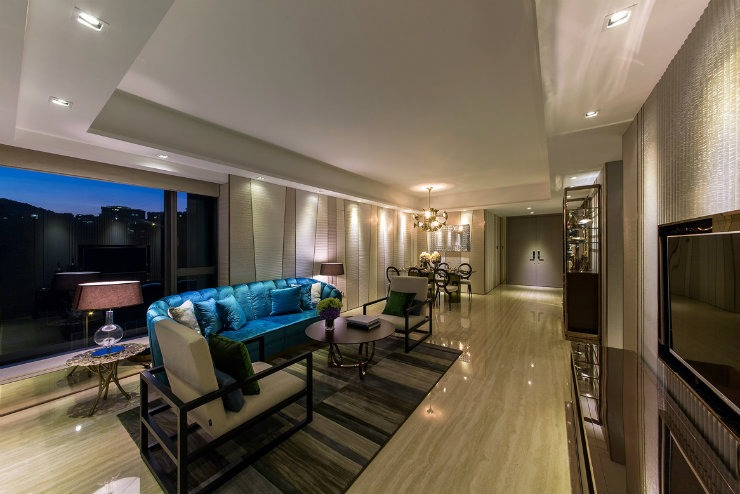 Brabbu Pearl Sofa  Best Interior Designers: PTang Studio Limited. Brabbu Pearl Sofa