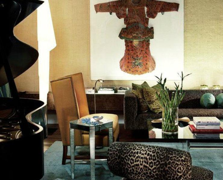 Gerard Charles interior design  Best Interior Designers: Gerald Charles Tolomeo Modern Glamour finale