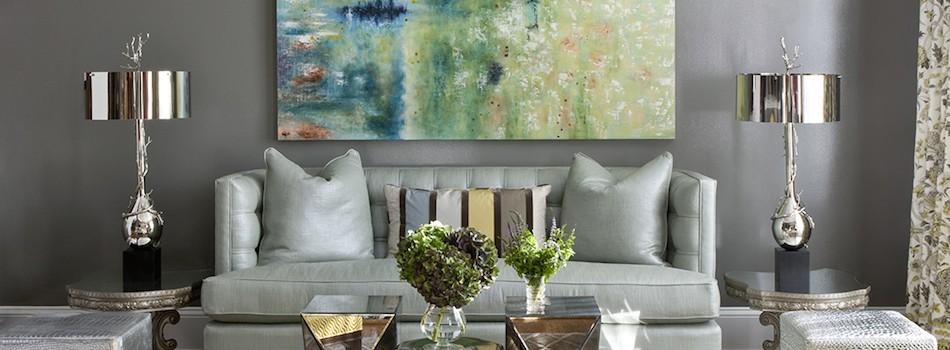 Best Interior Designers In Virginia: Alex Deringer And Courtney Cox