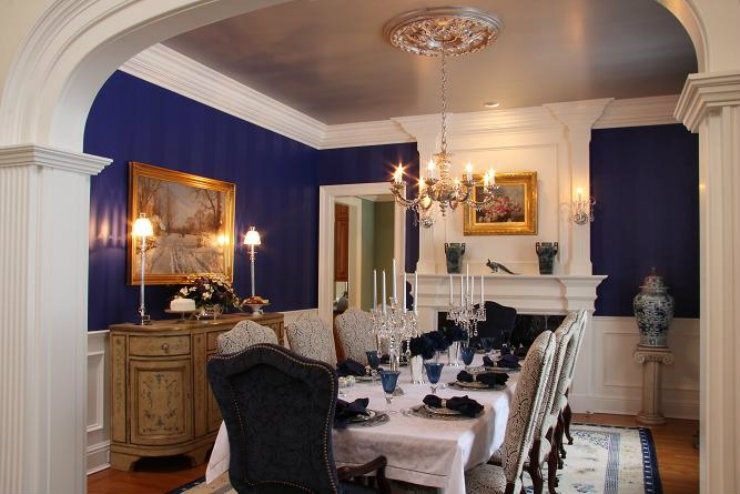 Dining room designed by Sharon McCormick   Best Interior Designers in New York - Sharon McCormick g8