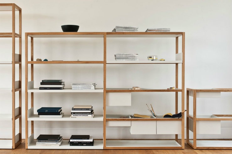 shelves  Biennale Interieur: Designer of the Year 2014 shelves