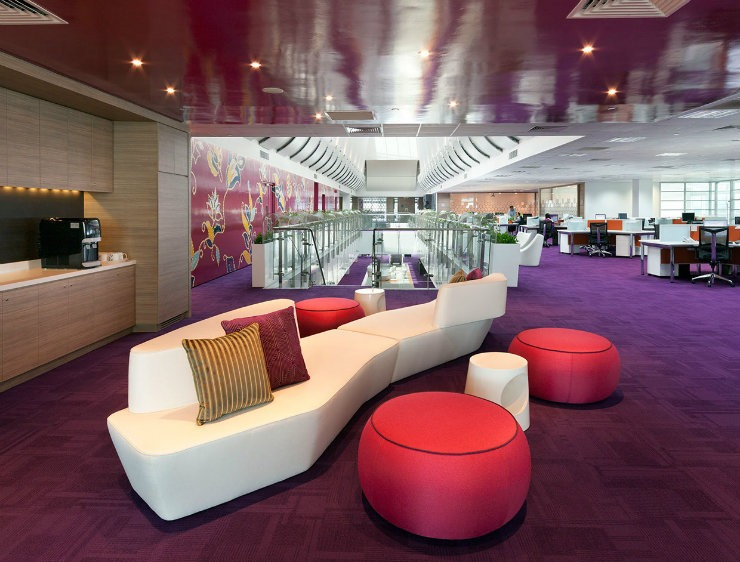 AkzoNobel & Dulux Commercial Office 5  Best Interior Designers | Cameron Woo AkzoNobel Dulux Commercial Office 5