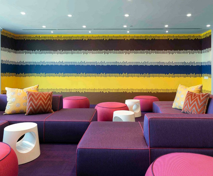 AkzoNobel & Dulux Commercial Office  Best Interior Designers | Cameron Woo AkzoNobel Dulux Commercial Office