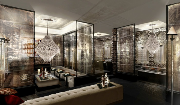 Baccarat-Hotel-Rabat-Morocco  The A-list interior designers in 2014: selection by Elle Decor  Baccarat Hotel Rabat Morocco