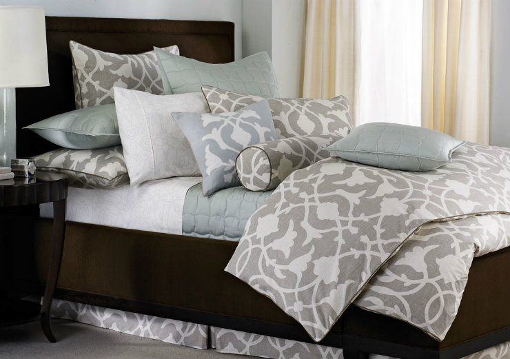 Bedding  Best Interior Designers | Barbara Barry Bedding