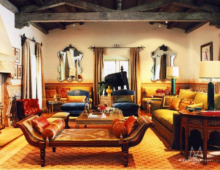 BeverlyHills_Living01  Best Interior Designers | Madeline Stuart BeverlyHills Living01
