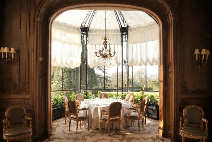 Château Les Crayères  Best Interior Designers | Pierre Yves-Rochon Ch  teau Les Cray  res