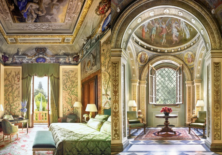 Four Seasons Firenze in Florence  Best Interior Designers | Pierre Yves-Rochon Four Seasons Firenze in Florence