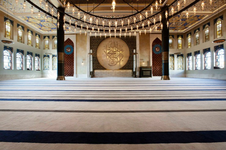Friday Mosque Quatar  Best Interior Designers | Zeynep Fadıllıoglu Design Friday Mosque Quatar