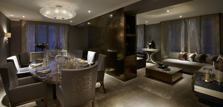 Knightsbridge  Best Interior Designers | Katharine Pooley Knightsbridge