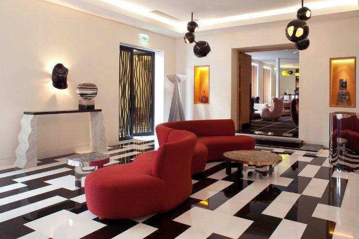 MARIGNAN  Best Interior Designers | Pierre Yovanovitch MARIGNAN