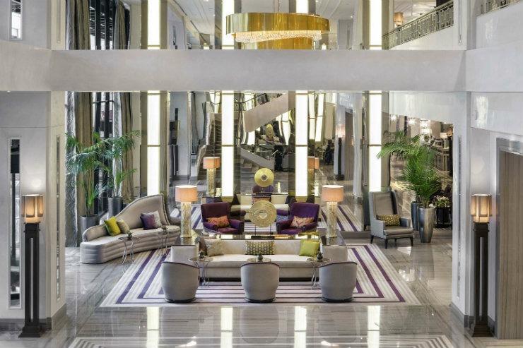 Marti Hotel Istanbul  Best Interior Designers | Zeynep Fadıllıoglu Design Marti Hotel Istanbul