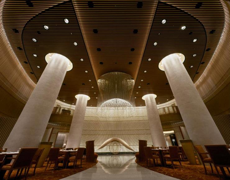 Peninsula Hotel  Best Interior Designers | Hashimoto Yukio Peninsula Hotel