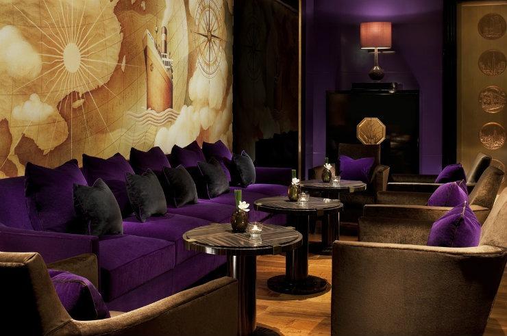 The Peninsula Shanghai  Best Interior Designers | Pierre Yves-Rochon The Peninsula Shanghai