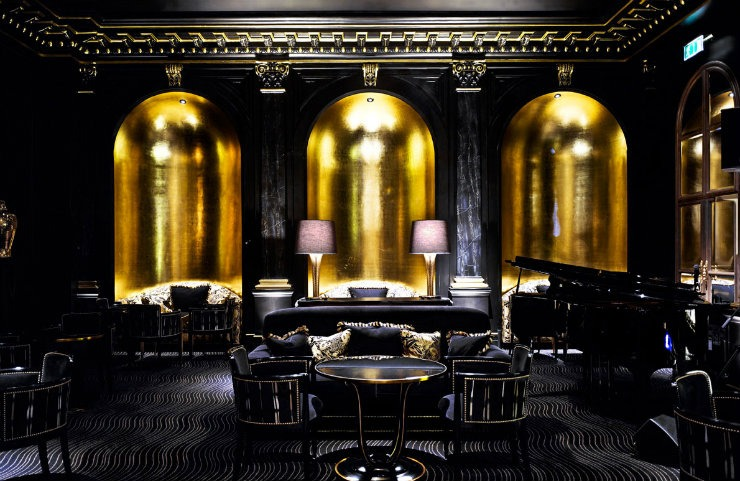 The Savoy Hotel in London  Best Interior Designers | Pierre Yves-Rochon The Savoy Hotel in London