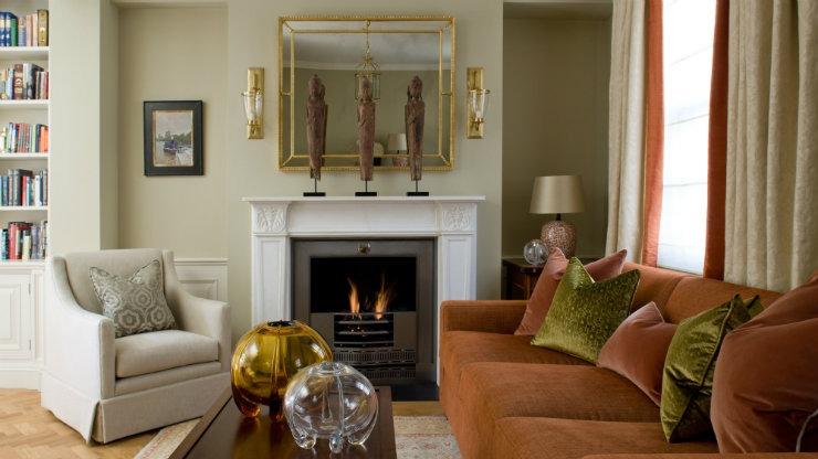 fitzrovia  Best Interior Designers | Katharine Pooley fitzrovia